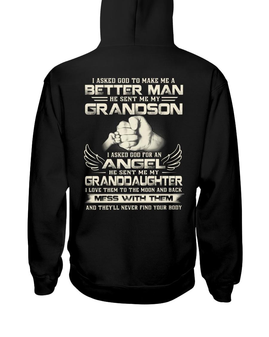 LUCKY GRANDPA Hooded Sweatshirt