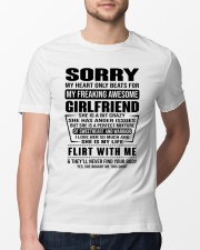 AWESOME GIRLFRIEND Classic T-Shirt lifestyle-mens-crewneck-front-13