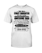 AWESOME DAD - 12 - DTS Classic T-Shirt thumbnail