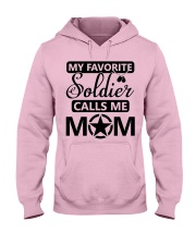 MOM Hooded Sweatshirt front