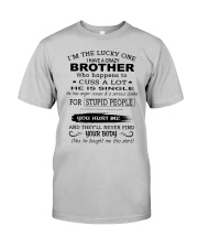 BROTHER - SINGLE Classic T-Shirt thumbnail