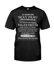 SEXY FRAU AND TOLLENFREUND - NOTT - MTV Classic T-Shirt thumbnail