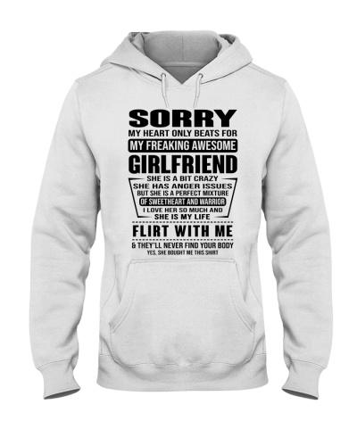 GIRLFRIEND-SORRY