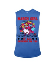 I CAN BE MEAN MARCH Sleeveless Tee thumbnail