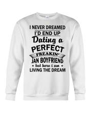 BOYFRIEND - JAN Crewneck Sweatshirt thumbnail