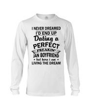 BOYFRIEND - JAN Long Sleeve Tee thumbnail