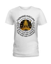 DEZEMBER-MANCHEN Ladies T-Shirt thumbnail