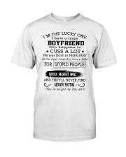 BOYFRIEND - FEBRUARY Classic T-Shirt thumbnail