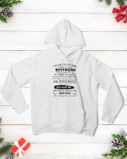 BOYFRIEND - FEBRUARY Hooded Sweatshirt lifestyle-holiday-hoodie-front-3