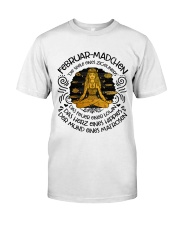 FEBRUAR-MANCHEN Classic T-Shirt thumbnail