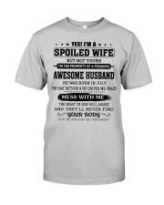AWESOME HUSBAND 7 Classic T-Shirt thumbnail