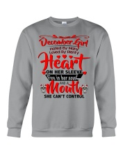 DECEMBER GIRL Crewneck Sweatshirt thumbnail