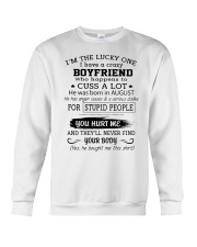 BOYFRIEND - AUGUST Crewneck Sweatshirt thumbnail