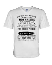 BOYFRIEND - AUGUST V-Neck T-Shirt thumbnail