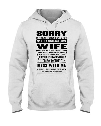 WIFE-SORRY