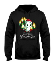 I'M BEEN GOOD ALL YEAR Hooded Sweatshirt front