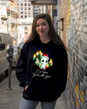 I'M BEEN GOOD ALL YEAR Hooded Sweatshirt lifestyle-unisex-hoodie-front-1