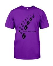 Never walk alone Classic T-Shirt thumbnail