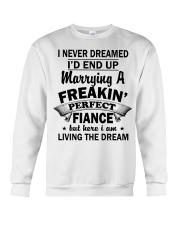 I'M MARRYING A PERFECT FIANCE Crewneck Sweatshirt thumbnail