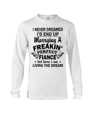 I'M MARRYING A PERFECT FIANCE Long Sleeve Tee thumbnail