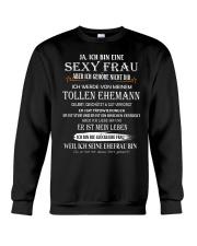 SEXY TOLLEN FRAU AND EHEMANN - TT - MTV Crewneck Sweatshirt thumbnail