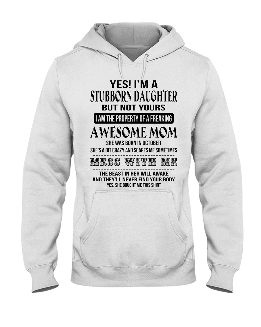Limited Version Prints Hooded Sweatshirt