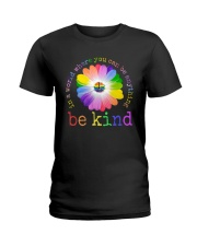 BOOM - BE KIND Ladies T-Shirt tile