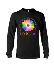 BOOM - BE KIND Long Sleeve Tee tile