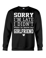 BOYFRIEND AND GIRLFRIEND Crewneck Sweatshirt thumbnail