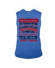 MY MIND IS DIRTY March Sleeveless Tee thumbnail