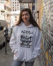 APRIL GIRL Hooded Sweatshirt lifestyle-unisex-hoodie-front-1