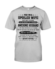 AWESOME HUSBAND 10 Classic T-Shirt thumbnail