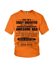 AWESOME DAD 7 - TATTOOS Youth T-Shirt thumbnail