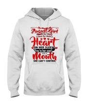AUGUST GIRL Hooded Sweatshirt front