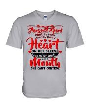 AUGUST GIRL V-Neck T-Shirt thumbnail