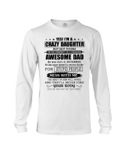 AWESOME DAD - 12 - DTS Long Sleeve Tee thumbnail