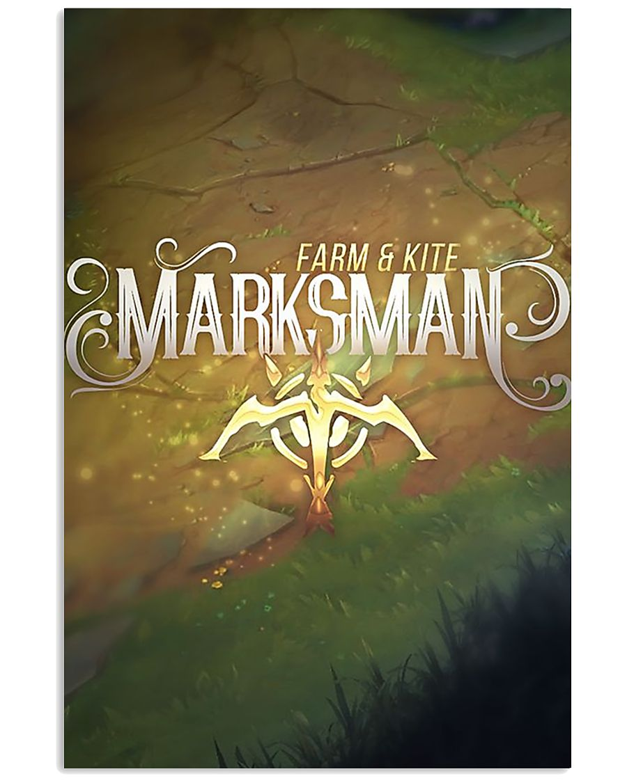 Marksman LOL - Limited Edition 11x17 Poster