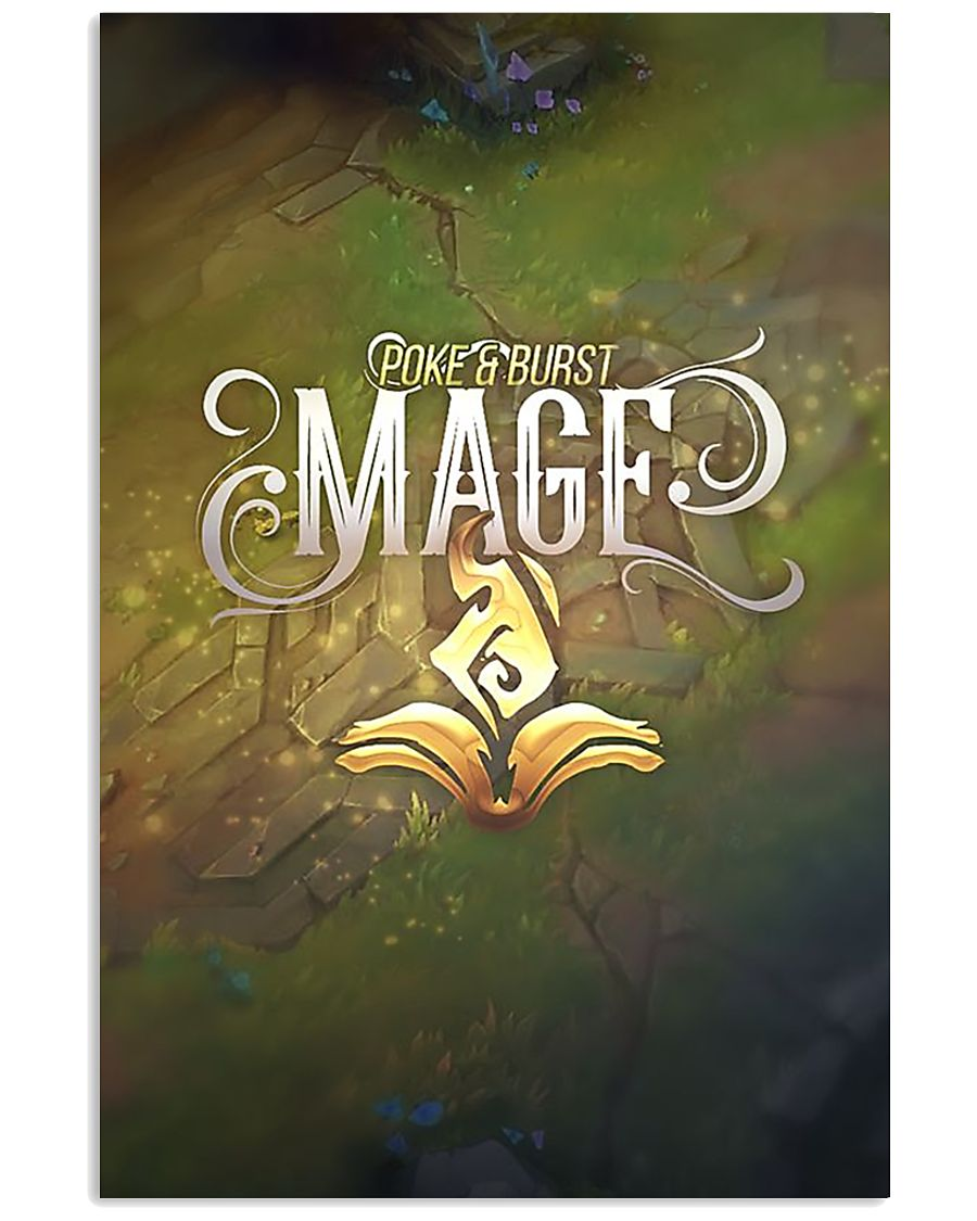 Mage LOL - Limited Edition 11x17 Poster