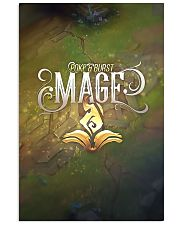 Mage LOL - Limited Edition 11x17 Poster front