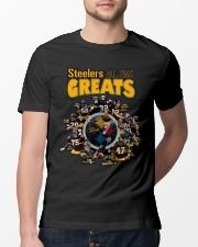 STEEl Classic T-Shirt lifestyle-mens-crewneck-front-13