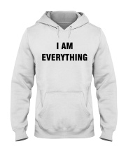 I am Everything Hooded Sweatshirt thumbnail