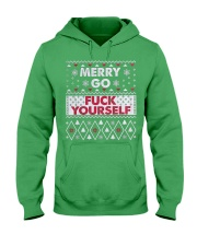 Merry Go Hooded Sweatshirt thumbnail