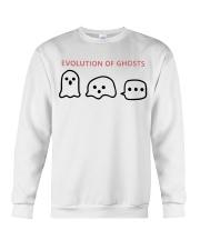 Evoluyion of ghots Crewneck Sweatshirt thumbnail