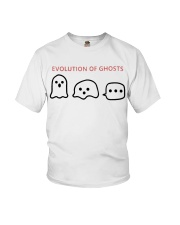 Evoluyion of ghots Youth T-Shirt thumbnail