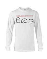 Evoluyion of ghots Long Sleeve Tee thumbnail