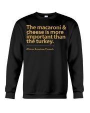 The Macaroni  and Cheese Crewneck Sweatshirt thumbnail