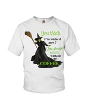 Funny - Best gifts for Halloween and Christmas Youth T-Shirt thumbnail