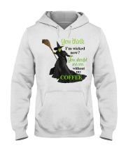 Funny - Best gifts for Halloween and Christmas Hooded Sweatshirt thumbnail