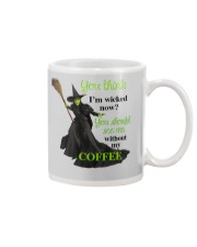 Funny - Best gifts for Halloween and Christmas Mug front