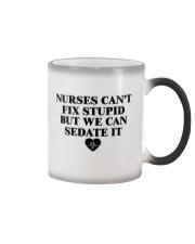 Nurses Can't Fix Stpd Color Changing Mug thumbnail